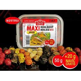 Maxi rohlíkový boilies mix 10mm + 20mm