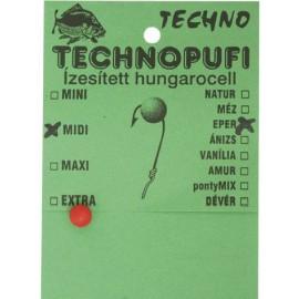 Technopufi metal midi