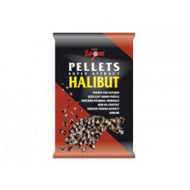 Halibut Pellets - s otvorem - 800 g