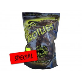 Boilies Boss2 SPECIÁL Losos-Sardinka - 1 kg