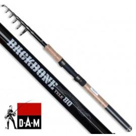DAM Backbone Tele 80 - 3,30m/30-80g