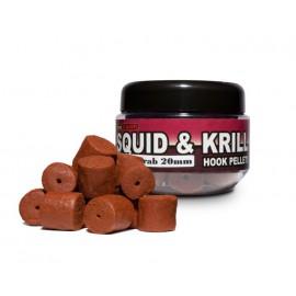 Extra Carp pelety squid & krill hook pellets 14mm 120 g