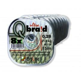 Q braid 8x - 10m